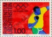 Stamp Liechtenstein Catalog number: 848