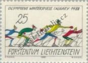 Stamp Liechtenstein Catalog number: 934