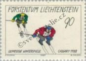 Stamp Liechtenstein Catalog number: 935