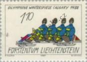 Stamp Liechtenstein Catalog number: 936