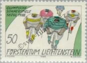 Stamp Liechtenstein Catalog number: 947