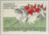 Stamp Liechtenstein Catalog number: 950