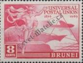 Stamp  Catalog number: 74