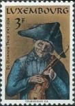 Stamp Luxemburg Catalog number: 886