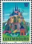 Stamp Luxemburg Catalog number: 1085