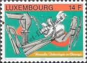 Stamp Luxemburg Catalog number: 1323