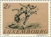 Stamp Luxemburg Catalog number: 496