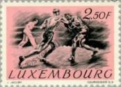 Stamp Luxemburg Catalog number: 497