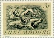 Stamp Luxemburg Catalog number: 498