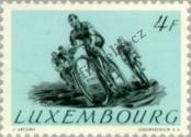 Stamp Luxemburg Catalog number: 499