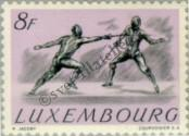 Stamp Luxemburg Catalog number: 500