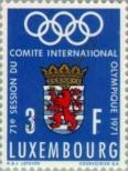 Stamp Luxemburg Catalog number: 826