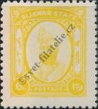Stamp Bijawar Catalog number: 7