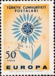 Stamp Turkey Catalog number: 1917