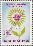 Stamp Turkey Catalog number: 1918