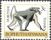 Stamp Bophuthatswana Catalog number: 3