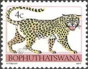 Stamp Bophuthatswana Catalog number: 4