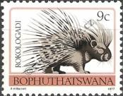 Stamp Bophuthatswana Catalog number: 9