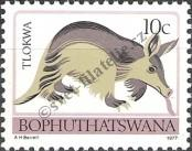 Stamp Bophuthatswana Catalog number: 10
