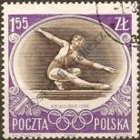 Stamp Poland Catalog number: 989