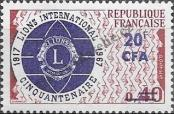 Stamp Réunion Catalog number: 454