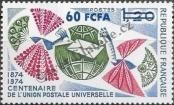 Stamp Réunion Catalog number: 504