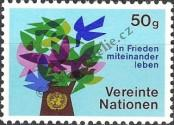 Stamp United Nations (Wien) Catalog number: