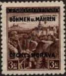 Stamp Protectorate of Bohemia and Moravia Catalog number: 16