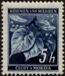 Stamp Protectorate of Bohemia and Moravia Catalog number: 20
