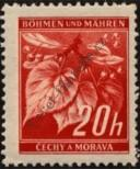 Stamp Protectorate of Bohemia and Moravia Catalog number: 22