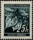 Stamp Protectorate of Bohemia and Moravia Catalog number: 23