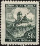Stamp Protectorate of Bohemia and Moravia Catalog number: 26