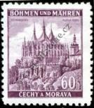 Stamp Protectorate of Bohemia and Moravia Catalog number: 27
