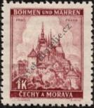 Stamp Protectorate of Bohemia and Moravia Catalog number: 28