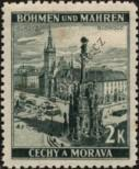 Stamp Protectorate of Bohemia and Moravia Catalog number: 31