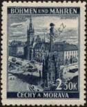Stamp Protectorate of Bohemia and Moravia Catalog number: 32