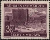 Stamp Protectorate of Bohemia and Moravia Catalog number: 33