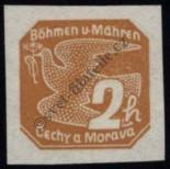 Stamp Protectorate of Bohemia and Moravia Catalog number: 42