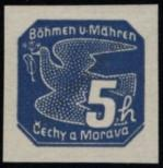 Stamp Protectorate of Bohemia and Moravia Catalog number: 43