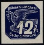 Stamp Protectorate of Bohemia and Moravia Catalog number: 47