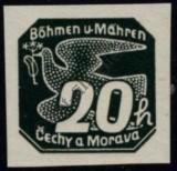 Stamp Protectorate of Bohemia and Moravia Catalog number: 48