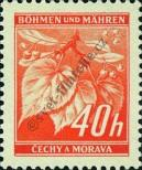 Stamp Protectorate of Bohemia and Moravia Catalog number: 38