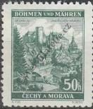 Stamp Protectorate of Bohemia and Moravia Catalog number: 39