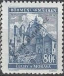 Stamp Protectorate of Bohemia and Moravia Catalog number: 40