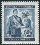 Stamp Protectorate of Bohemia and Moravia Catalog number: 53