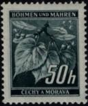 Stamp Protectorate of Bohemia and Moravia Catalog number: 55