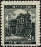 Stamp Protectorate of Bohemia and Moravia Catalog number: 56
