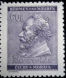 Stamp Protectorate of Bohemia and Moravia Catalog number: 73