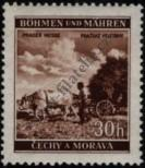 Stamp Protectorate of Bohemia and Moravia Catalog number: 75