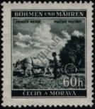 Stamp Protectorate of Bohemia and Moravia Catalog number: 76